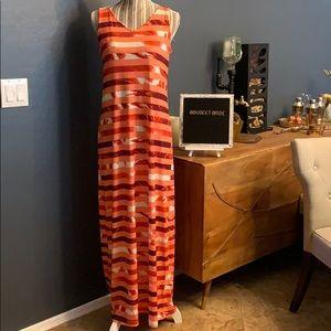 2/$15 Apt 9 maxi dress